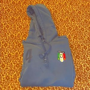 🔥🚨Puma Italy 🇮🇹Marco Veratti #4 Hoodie